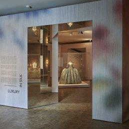 Germanisches Nationalmuseum - Luxus in Seide