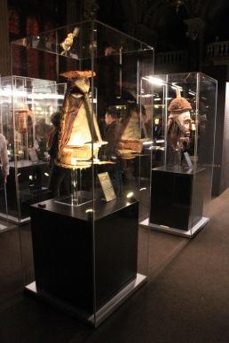 museums vitrines