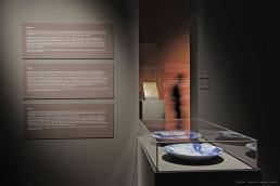 museum display showcases Brussels