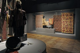 museum display showcases Belgium