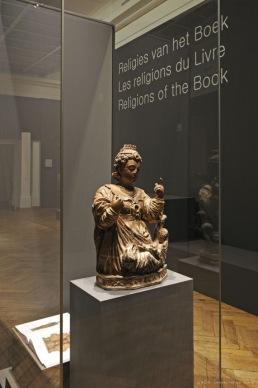 museum display showcases FRANK