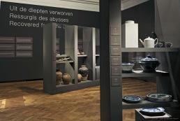 vitrines de musée Bruxelles