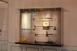 Frank Wandvitrine aus Acryl - Trompetenmuseum Bad Säckinge