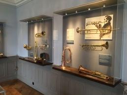 Frank Wandvitrinen - Trompetenmuseum Bad Säckingen
