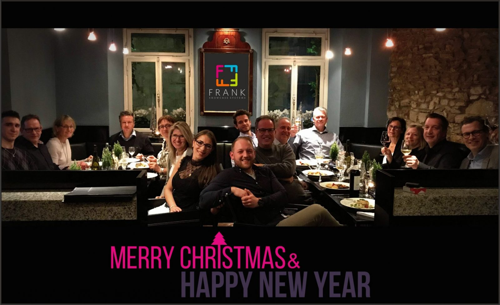 Wishing you a Merry Christmas and a fantastic start in the New Year 2018