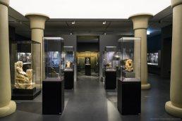 quality museum showcases