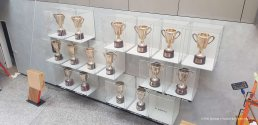 acrylic showcases display