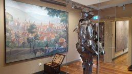 FRANK Acryl Vitrinen im Eisfeld Museum